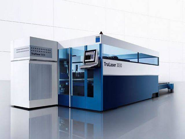 more images Trumpf TruLaser 3030 Laser Cutting Systems