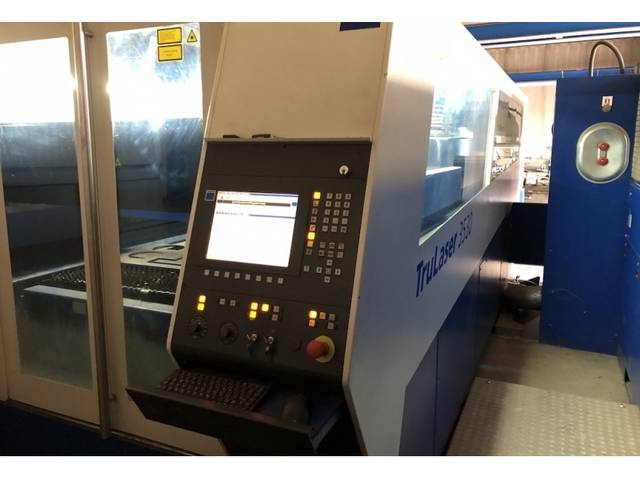 more images Trumpf TruLaser 3530 - 4000 W Loadmaster Laser Cutting Systems