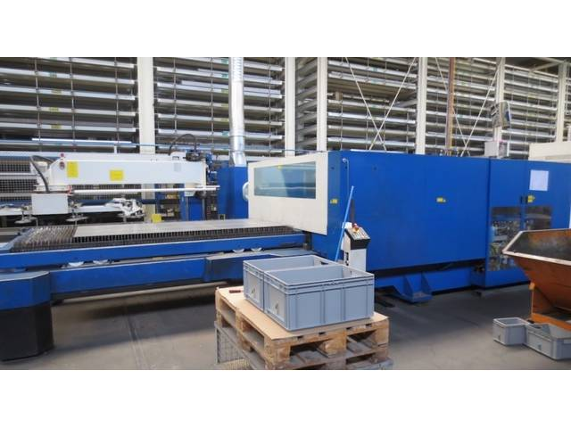 more images Trumpf TruLaser 5030 classic - 5000W Laser Cutting Systems