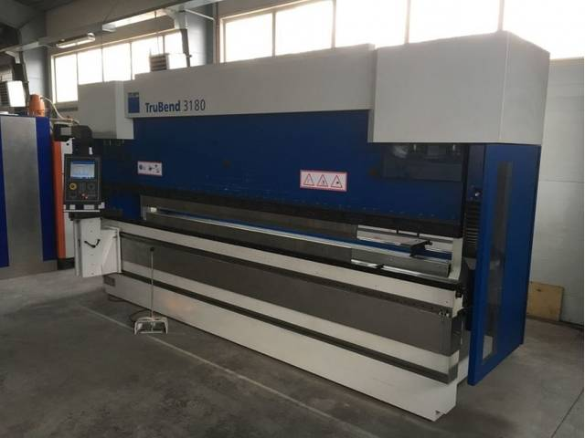 more images Trumpf TruBend 3180 Press Brakes