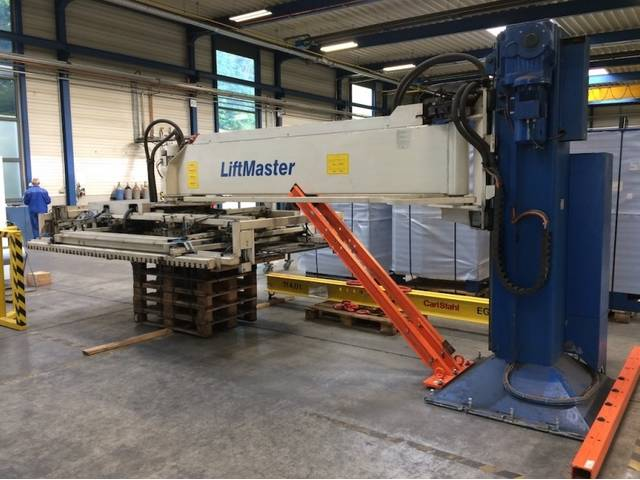 more images Trumpf  Liftmaster 3030 Used accessories