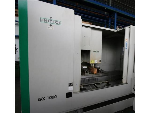 more images Milling machine Unitech GX 1000
