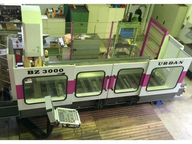 more images Milling machine Urban BZ 3000