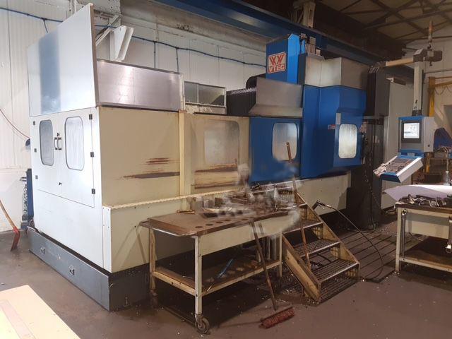 more images VTEC VB 3020 Bed milling machine