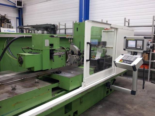 more images Grinding machine Voumard 400 CNC