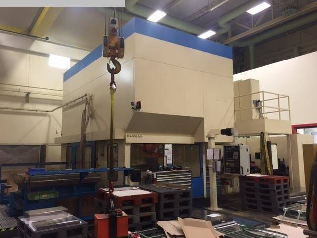 more images Waldrich-Coburg MC 2000 FP M3 Portal milling machines