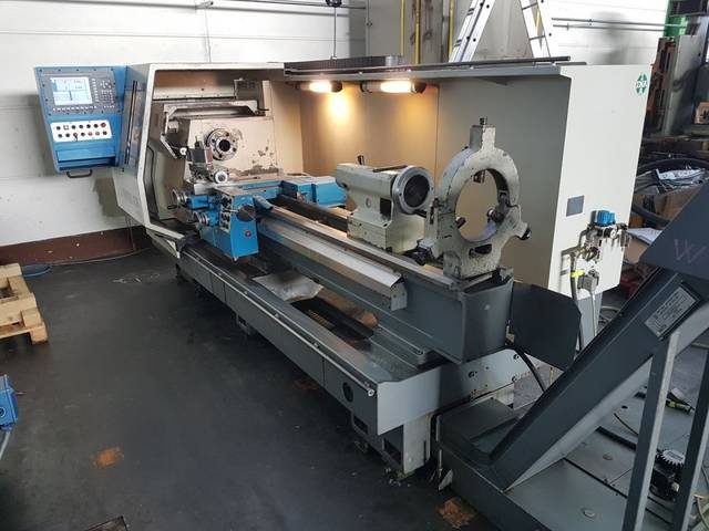 more images Lathe machine Weiler E 50