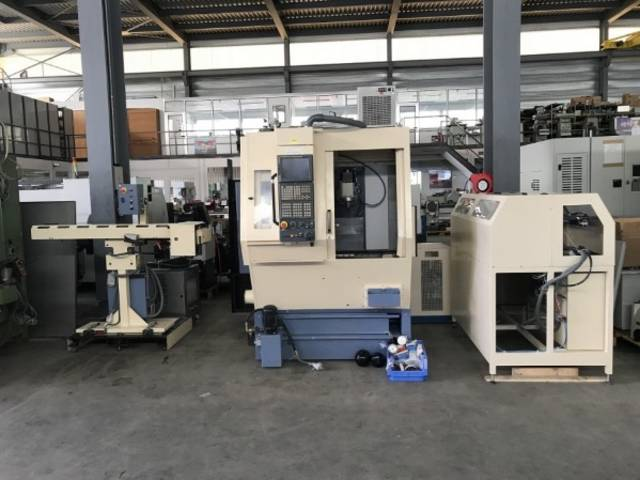 more images Milling machine Willemin-Macodel W 408 MT, Y.  2006
