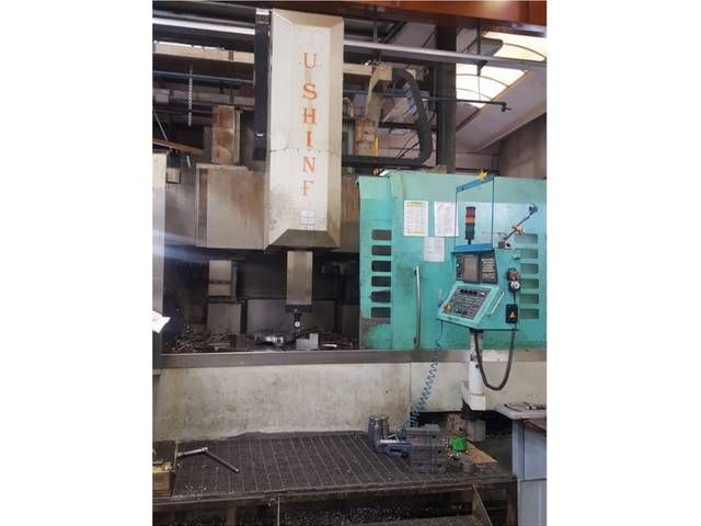 more images Lathe machine YU-SHINE VL 1200 ATC + C