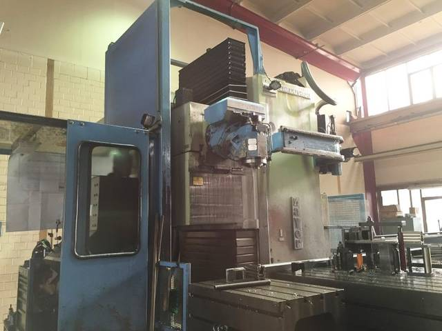 more images Zayer 30 KCU 5000 Bed milling machine