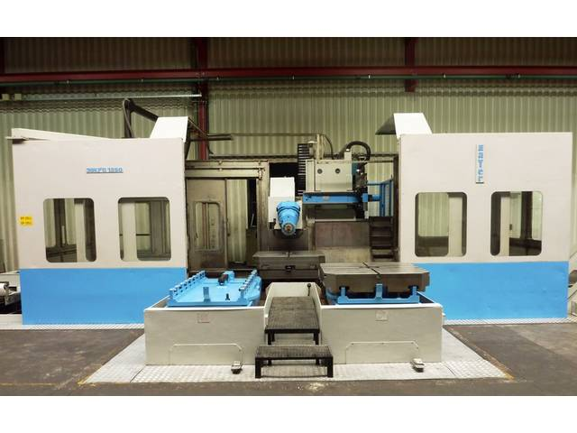 more images Milling machine Zayer 30 KFG 1250 x 2000