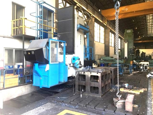 more images Zayer 30 KFU 8000 Bed milling machine