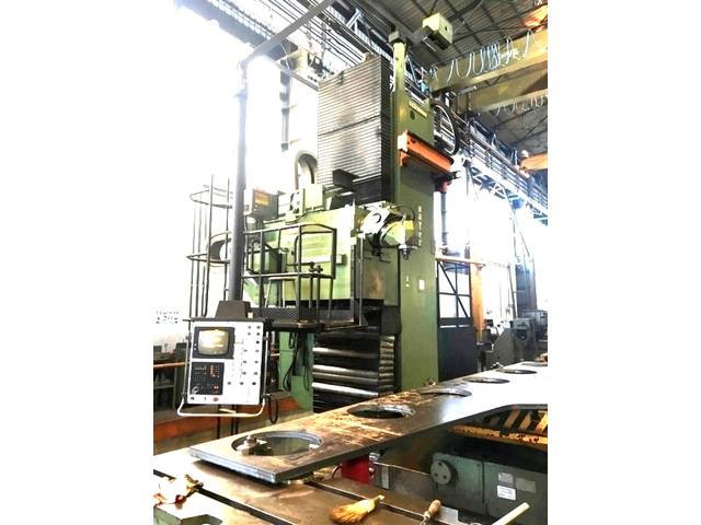 more images Zayer KFU 10000 Bed milling machine