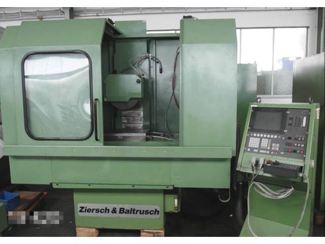 more images Grinding machine Ziersch & Baltrusch Starline 600 CNC