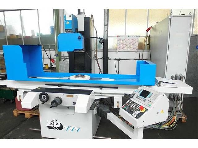 more images Grinding machine Ziersch & Baltrusch ZB 64 CNC Super Plus