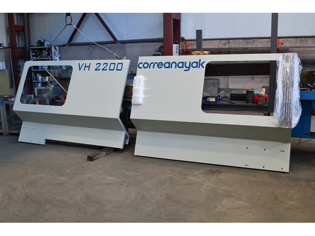 more images Anayak VH 2200 Bed milling machine