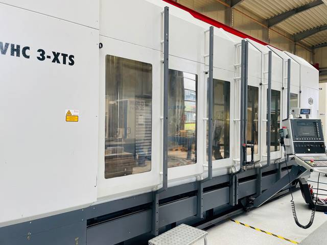 more images Milling machine AXA VHC 3-4000 XTS/50
