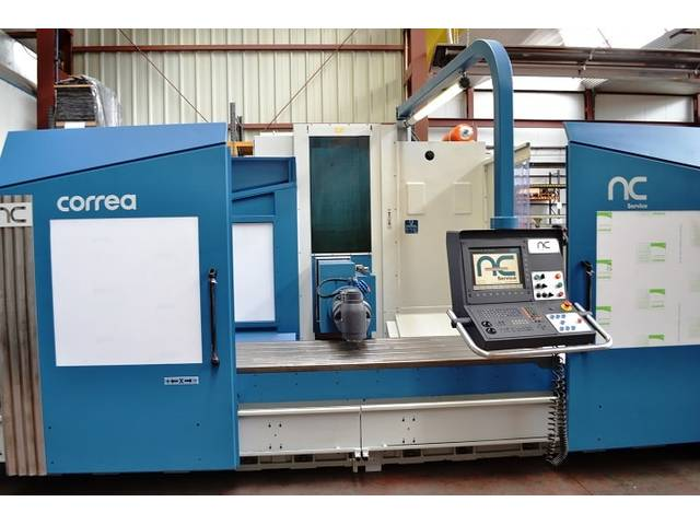 more images Correa CF 25/25  Bed milling machine