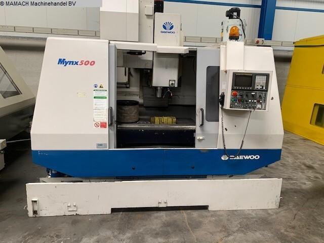 more images Milling machine Daewoo Mynx 500