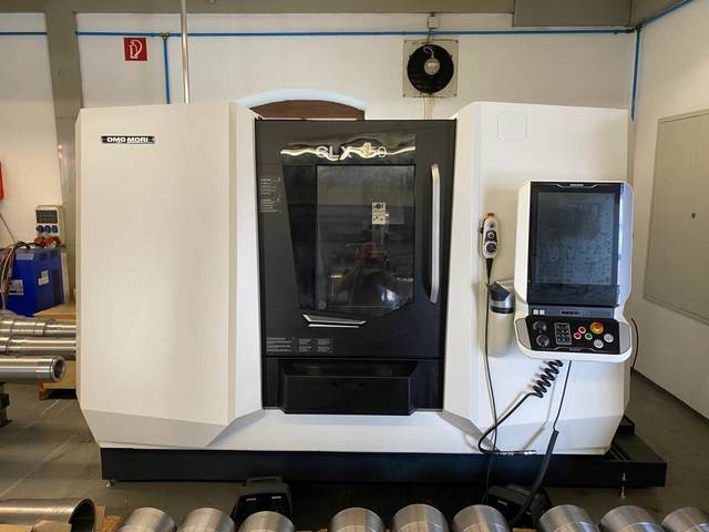 more images Lathe machine DMG CLX 450 V3