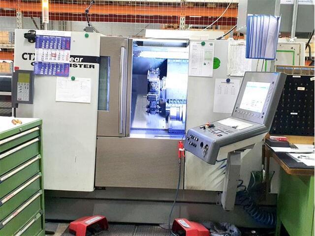 more images Lathe machine DMG CTX 320 linear V5