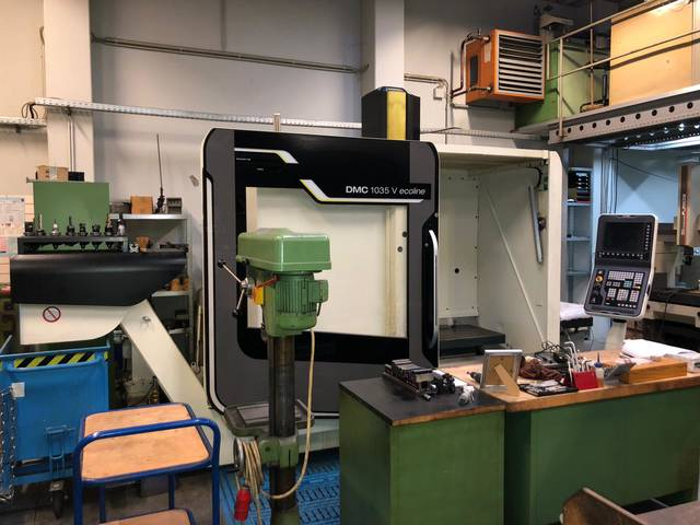 more images Milling machine DMG DMC 1035 v Eco, Y.  2013