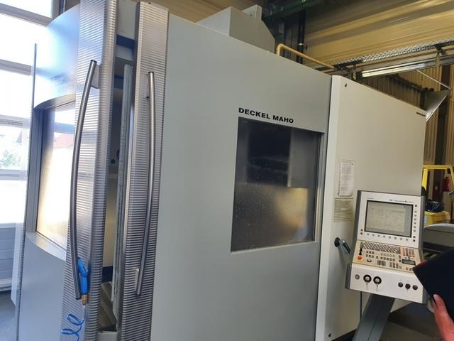 more images Milling machine DMG DMC 105 V linear