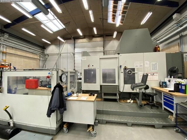 more images Milling machine DMG DMC 200 U