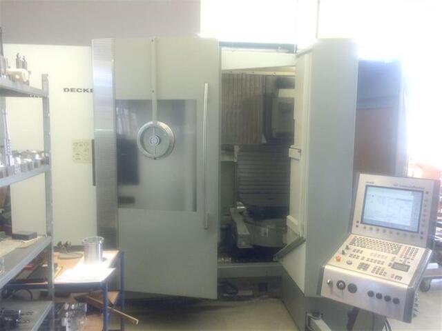more images Milling machine DMG DMC 60 T, Y.  2007