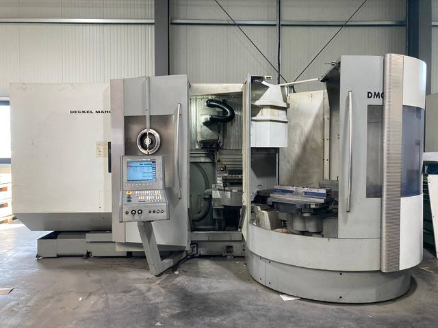 more images Milling machine DMG DMC 60 T RS 3