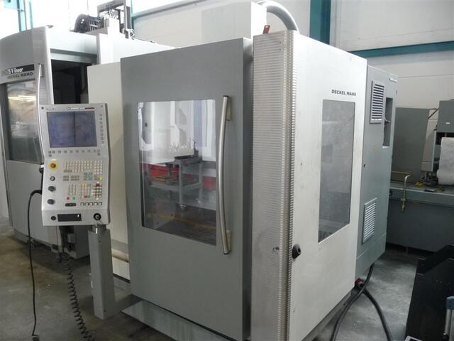 more images Milling machine DMG DMC 635 V