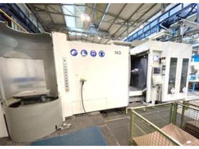 more images Milling machine DMG DMC 80 H linear