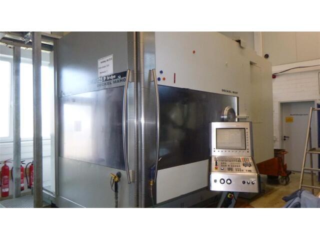 more images Milling machine DMG DMU 125 P hidyn
