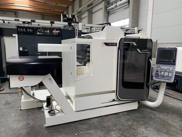 more images Milling machine DMG ecomill 50