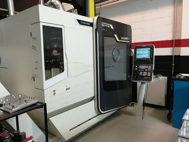 more images Milling machine DMG Ecomill 70