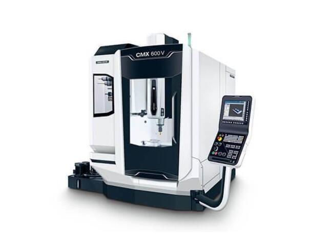 more images Milling machine DMG Mori CMX 600 V