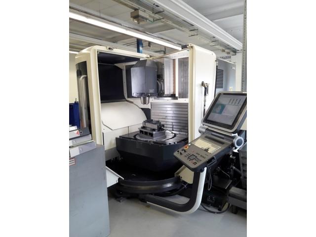 more images Milling machine DMG Mori DMU 60 monoblock