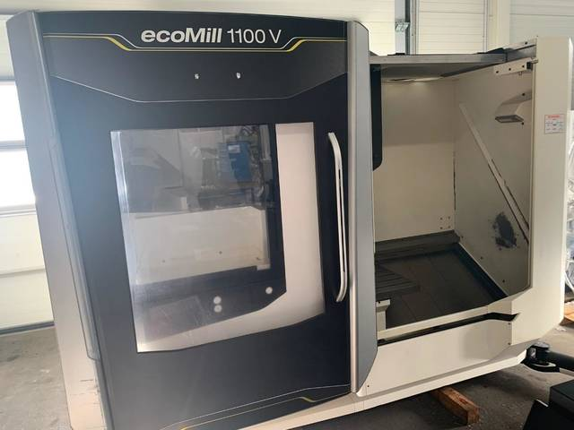 more images Milling machine DMG MORI ecoMill 1100 V, Y.  2015