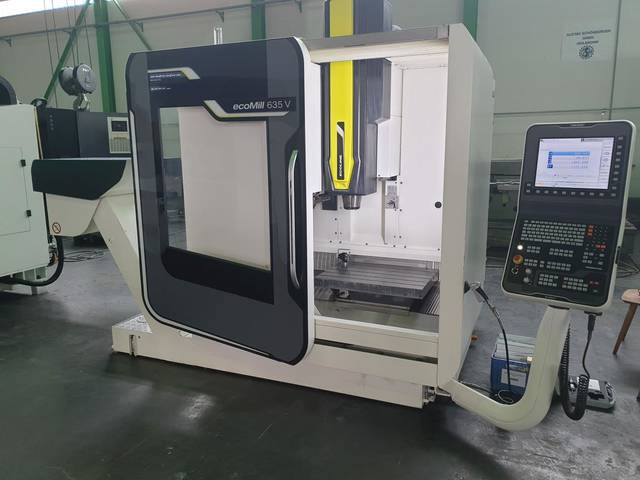 more images Milling machine DMG Mori ecoMill 635V, Y.  2015