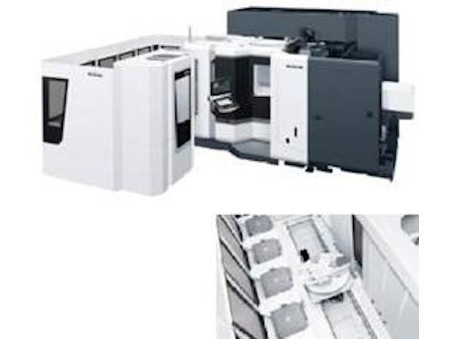 more images Milling machine DMG Mori NHX 5000 - 6CPP