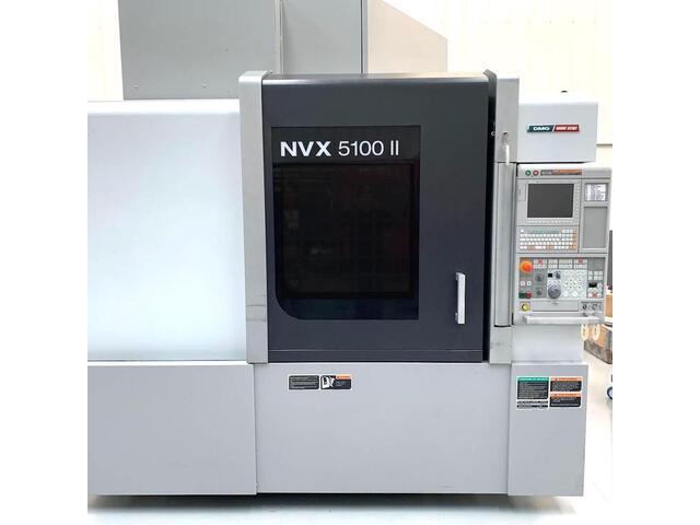 more images Milling machine DMG Mori NVX 5100 II / 40 RV, Y.  2013