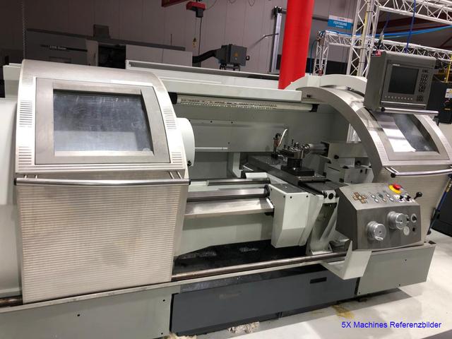 more images Lathe machine Gildemeister NEF 520