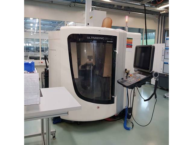 more images Milling machine DMG Sauer Ultrasonic 20 Linear