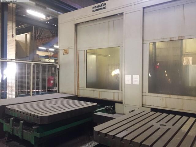 more images Milling machine Dörries Scharmann ECOCUT 1Z/TDV3, Y.  1994