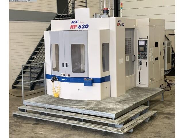 more images Milling machine Doosan ACE HP 630, Y.  2006