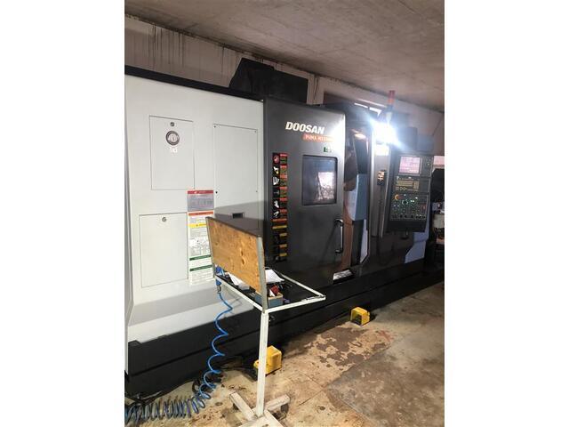 more images Lathe machine Doosan Puma MX 2100 ST