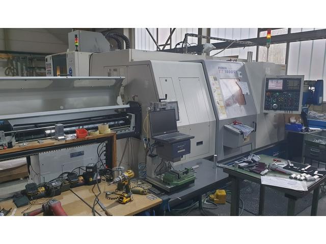 more images Lathe machine Doosan Puma TT 1800 SY