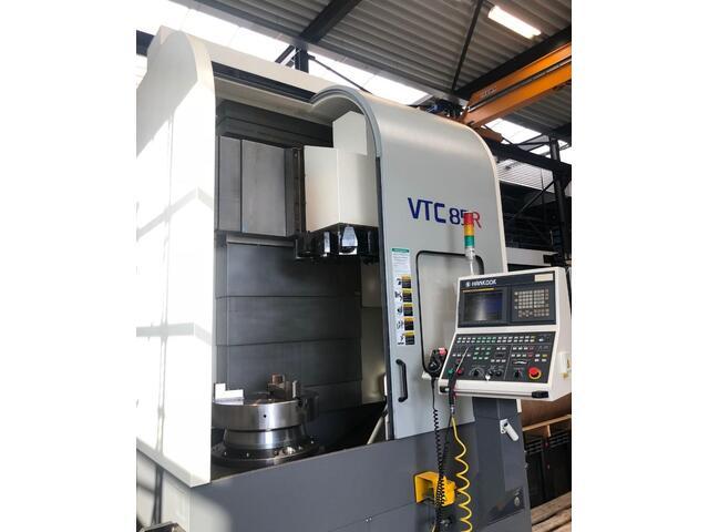 more images Lathe machine Hankook VTC 85 R