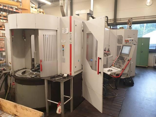 more images Milling machine Hermle C 30UP, Y.  2007