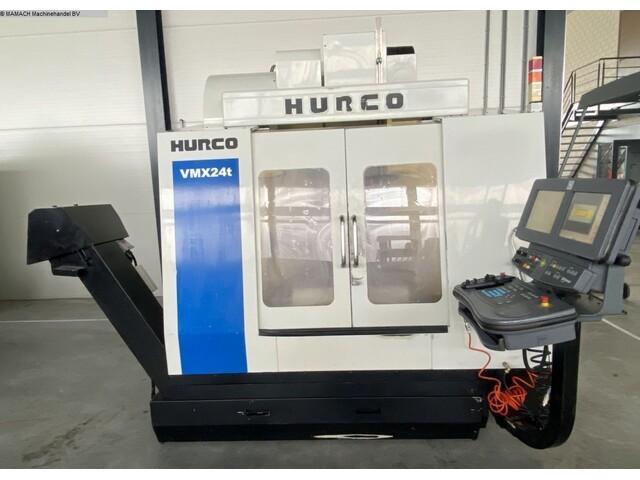 more images Milling machine Hurco VMX 24 T